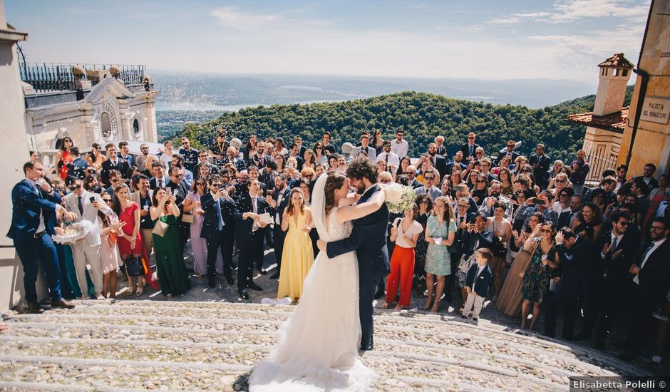 Il matrimonio di Paolo e Giulia a Varese, Varese