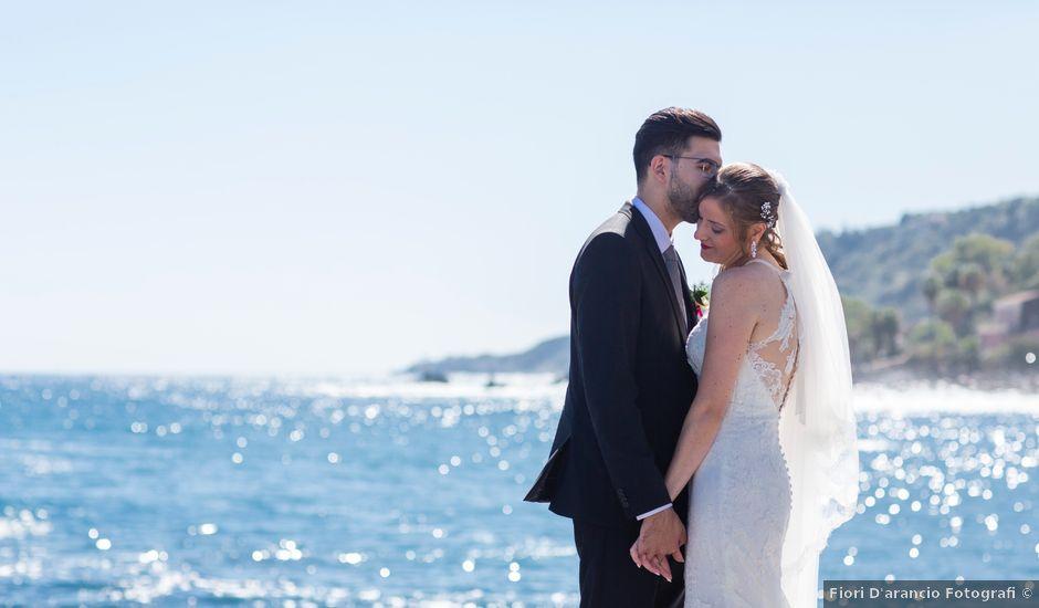Il matrimonio di Pablo e Clara a Zafferana Etnea, Catania