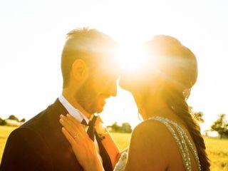 Le nozze di Nazarena e Michele