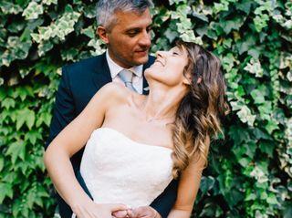 Le nozze di Erika e Christian