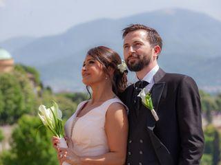 Le nozze di Veronica e Benjamin