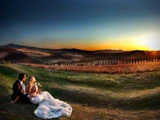 Le nozze di Mariangela e Matteo