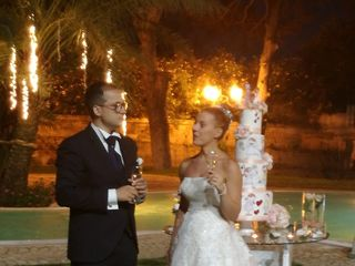 Le nozze di Luciana e Leonardo 1