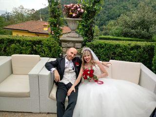 Le nozze di Grazia e Samuele