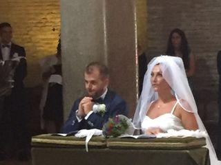 Le nozze di Jessica e Fabio 1