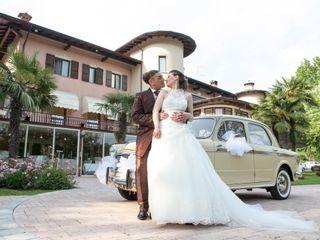 Le nozze di Sabrina e Manuel
