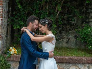 Le nozze di Andrea e Domiziana