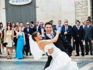 Le nozze di Marcella e Domenico