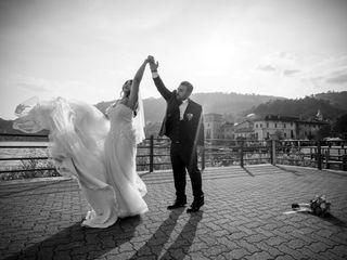 Le nozze di Giulia e Johnny