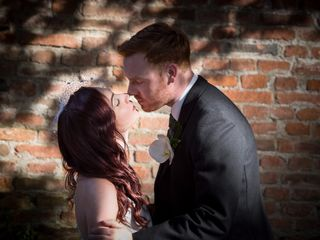Le nozze di Daniela e Sean