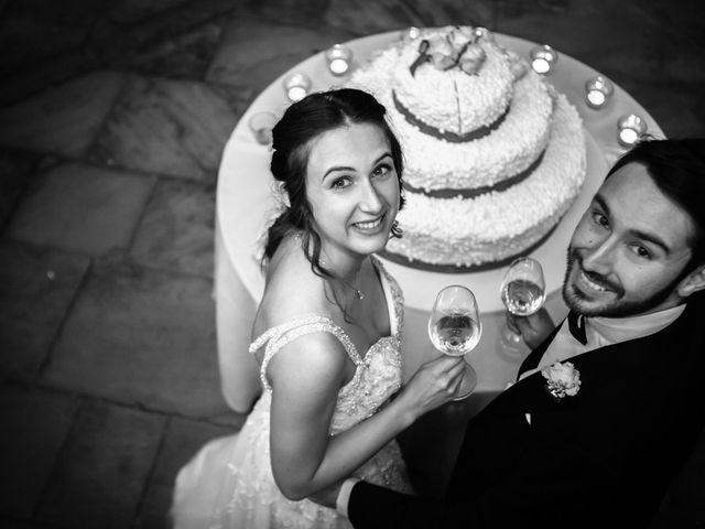 Il matrimonio di Michele e Nazarena a Grumello Cremonese ed Uniti, Cremona 1