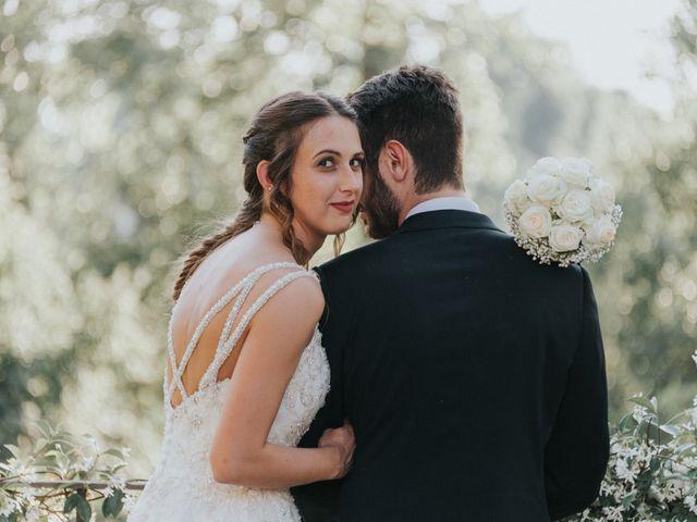 Il matrimonio di Michele e Nazarena a Grumello Cremonese ed Uniti, Cremona 12