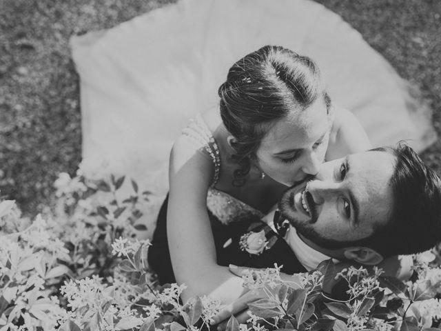 Il matrimonio di Michele e Nazarena a Grumello Cremonese ed Uniti, Cremona 14