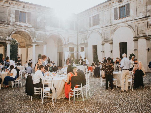 Il matrimonio di Michele e Nazarena a Grumello Cremonese ed Uniti, Cremona 15