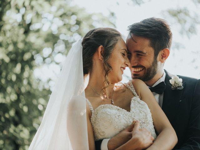 Il matrimonio di Michele e Nazarena a Grumello Cremonese ed Uniti, Cremona 16