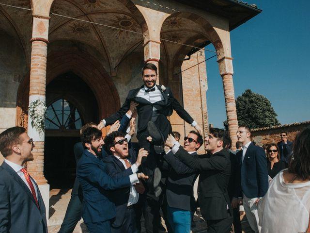 Il matrimonio di Michele e Nazarena a Grumello Cremonese ed Uniti, Cremona 19