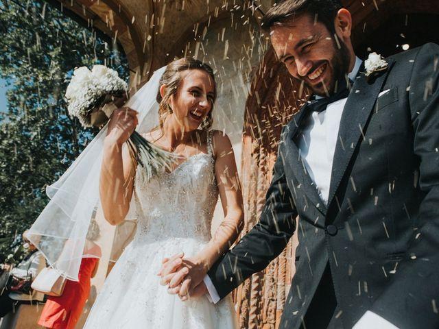 Il matrimonio di Michele e Nazarena a Grumello Cremonese ed Uniti, Cremona 20