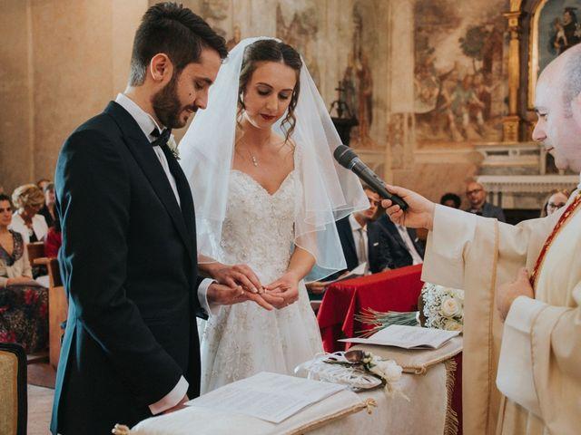 Il matrimonio di Michele e Nazarena a Grumello Cremonese ed Uniti, Cremona 22