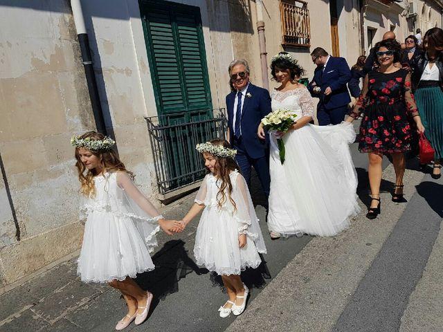 Il matrimonio di Giuseppe e Paola a Noto, Siracusa 3
