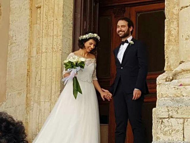 Il matrimonio di Giuseppe e Paola a Noto, Siracusa 2