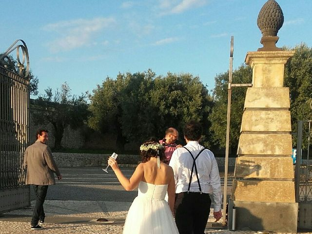Il matrimonio di Giuseppe e Paola a Noto, Siracusa 11