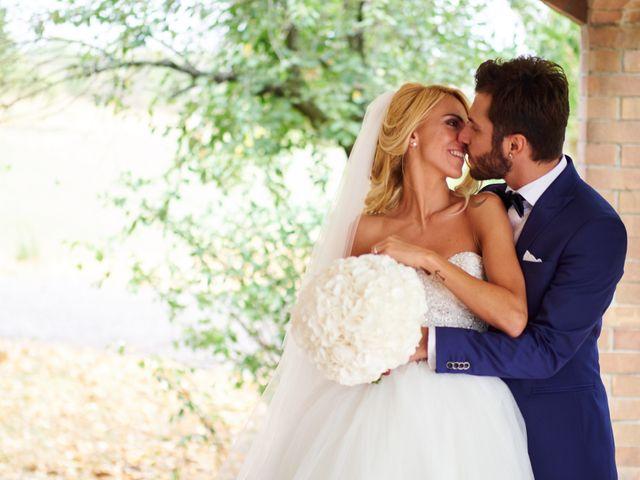 Le nozze di Vanessa e Matteo
