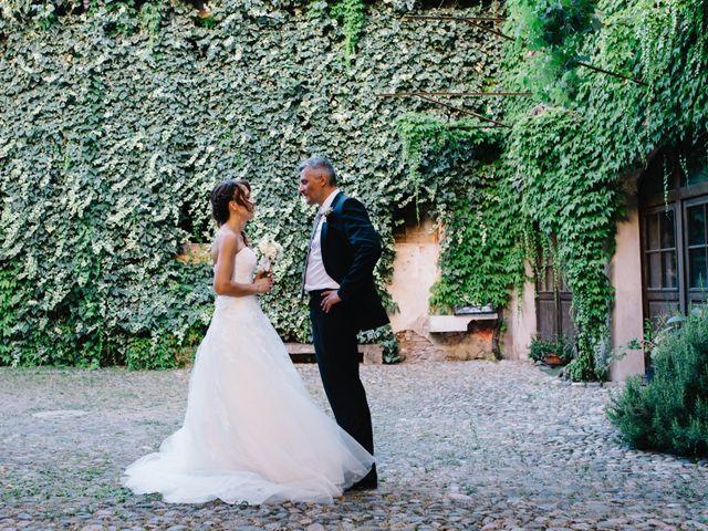 Il matrimonio di Christian e Erika a Nerviano, Milano 14