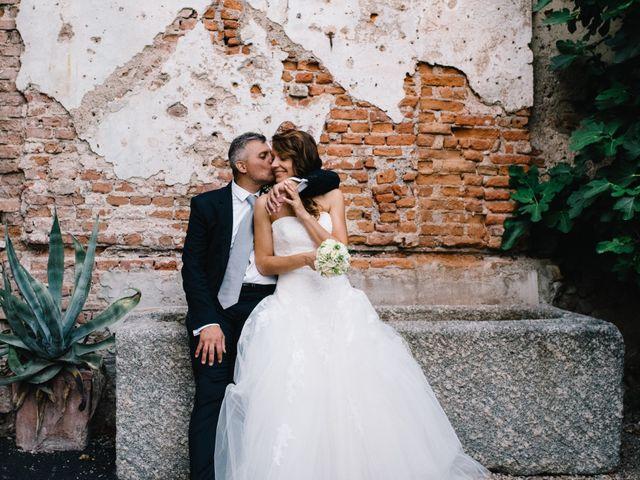 Il matrimonio di Christian e Erika a Nerviano, Milano 16