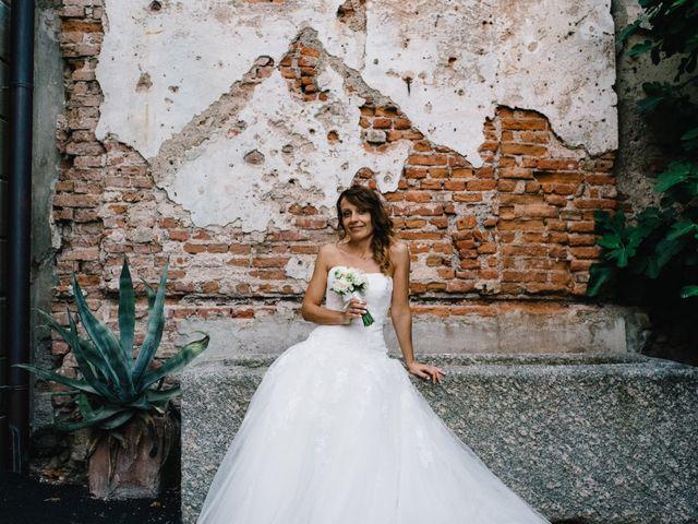 Il matrimonio di Christian e Erika a Nerviano, Milano 17