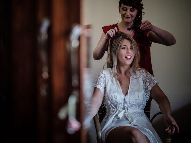 Il matrimonio di Danny e Martina a Pontremoli, Massa Carrara 6