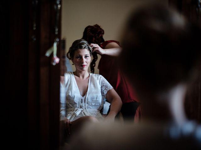 Il matrimonio di Danny e Martina a Pontremoli, Massa Carrara 8