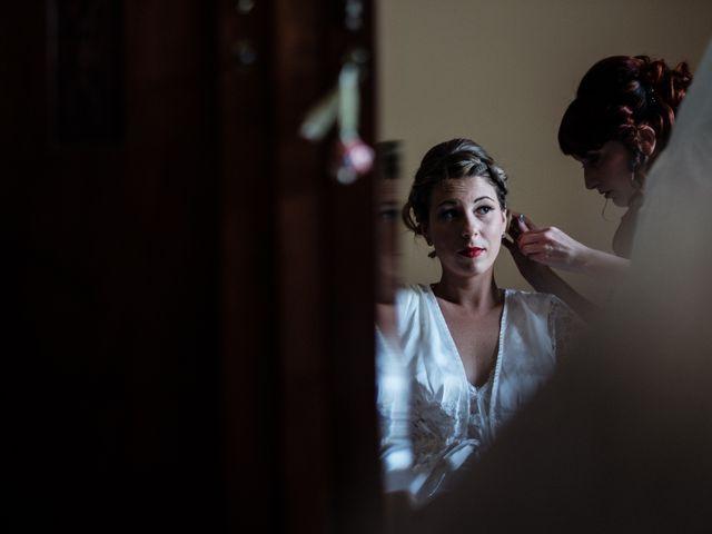 Il matrimonio di Danny e Martina a Pontremoli, Massa Carrara 9