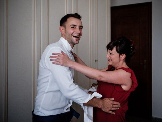 Il matrimonio di Danny e Martina a Pontremoli, Massa Carrara 14