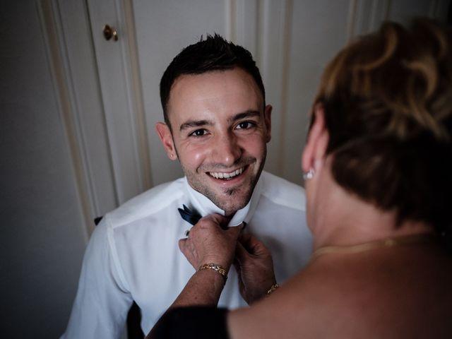 Il matrimonio di Danny e Martina a Pontremoli, Massa Carrara 20