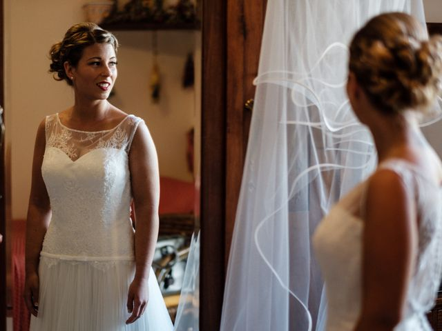 Il matrimonio di Danny e Martina a Pontremoli, Massa Carrara 33