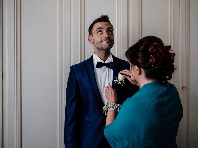 Il matrimonio di Danny e Martina a Pontremoli, Massa Carrara 34