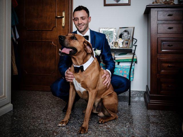 Il matrimonio di Danny e Martina a Pontremoli, Massa Carrara 36