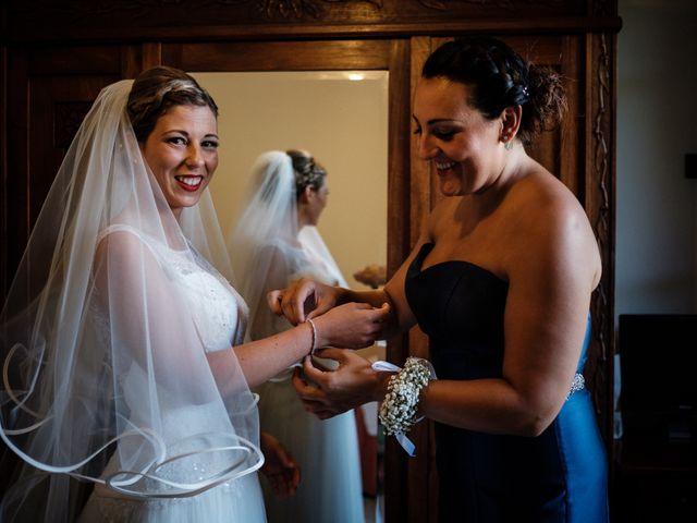 Il matrimonio di Danny e Martina a Pontremoli, Massa Carrara 40