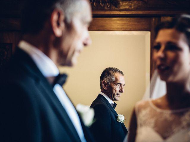 Il matrimonio di Danny e Martina a Pontremoli, Massa Carrara 41