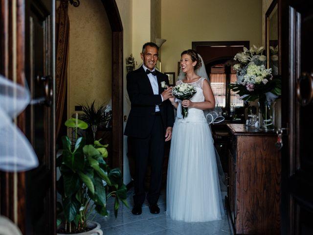 Il matrimonio di Danny e Martina a Pontremoli, Massa Carrara 43