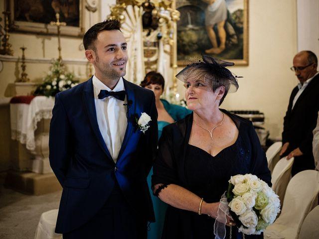 Il matrimonio di Danny e Martina a Pontremoli, Massa Carrara 44
