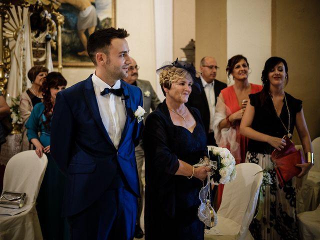Il matrimonio di Danny e Martina a Pontremoli, Massa Carrara 46