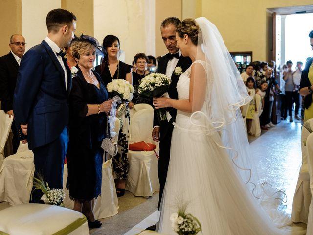 Il matrimonio di Danny e Martina a Pontremoli, Massa Carrara 47