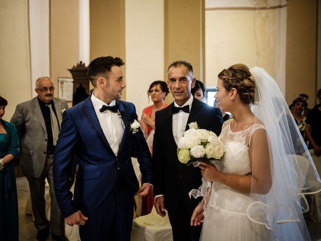 Il matrimonio di Danny e Martina a Pontremoli, Massa Carrara 48