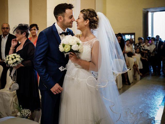 Il matrimonio di Danny e Martina a Pontremoli, Massa Carrara 49