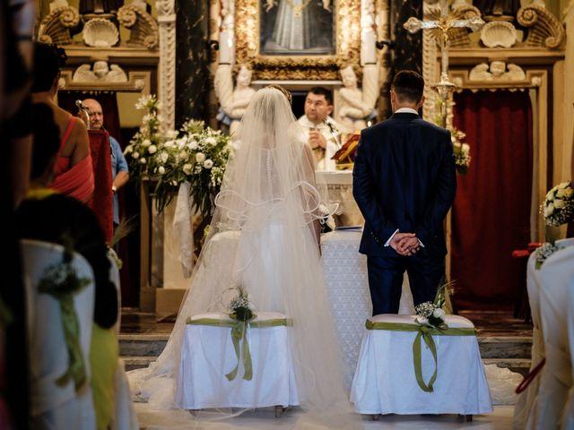 Il matrimonio di Danny e Martina a Pontremoli, Massa Carrara 50