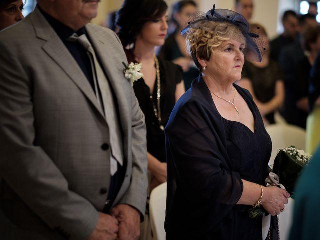 Il matrimonio di Danny e Martina a Pontremoli, Massa Carrara 51