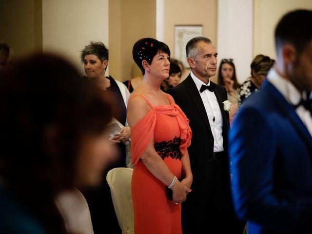 Il matrimonio di Danny e Martina a Pontremoli, Massa Carrara 52