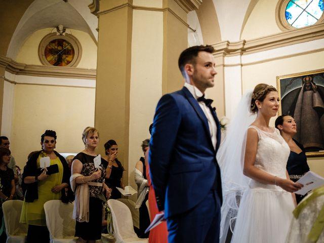 Il matrimonio di Danny e Martina a Pontremoli, Massa Carrara 53
