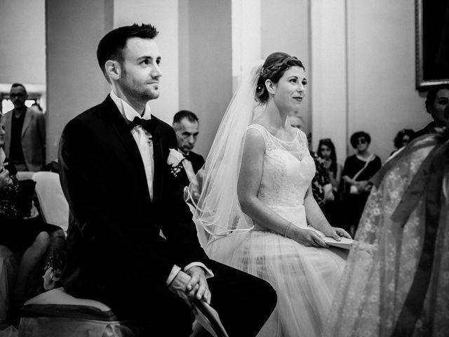 Il matrimonio di Danny e Martina a Pontremoli, Massa Carrara 56